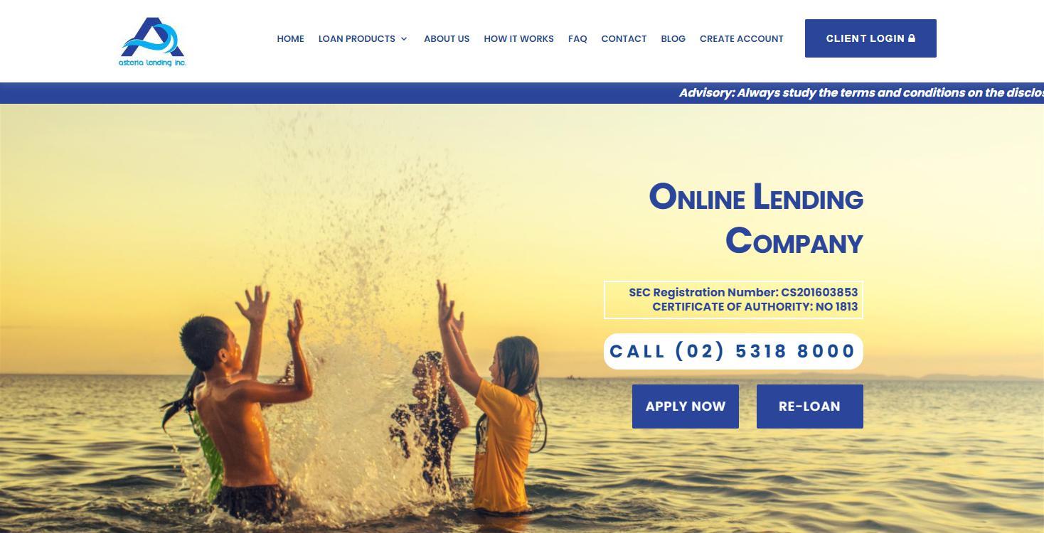Asteria Landing Inc.